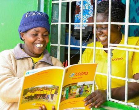 Goodwell Investments se renforce dans le tour de table de Copia Global, une plateforme kényane de commerce via le mobile