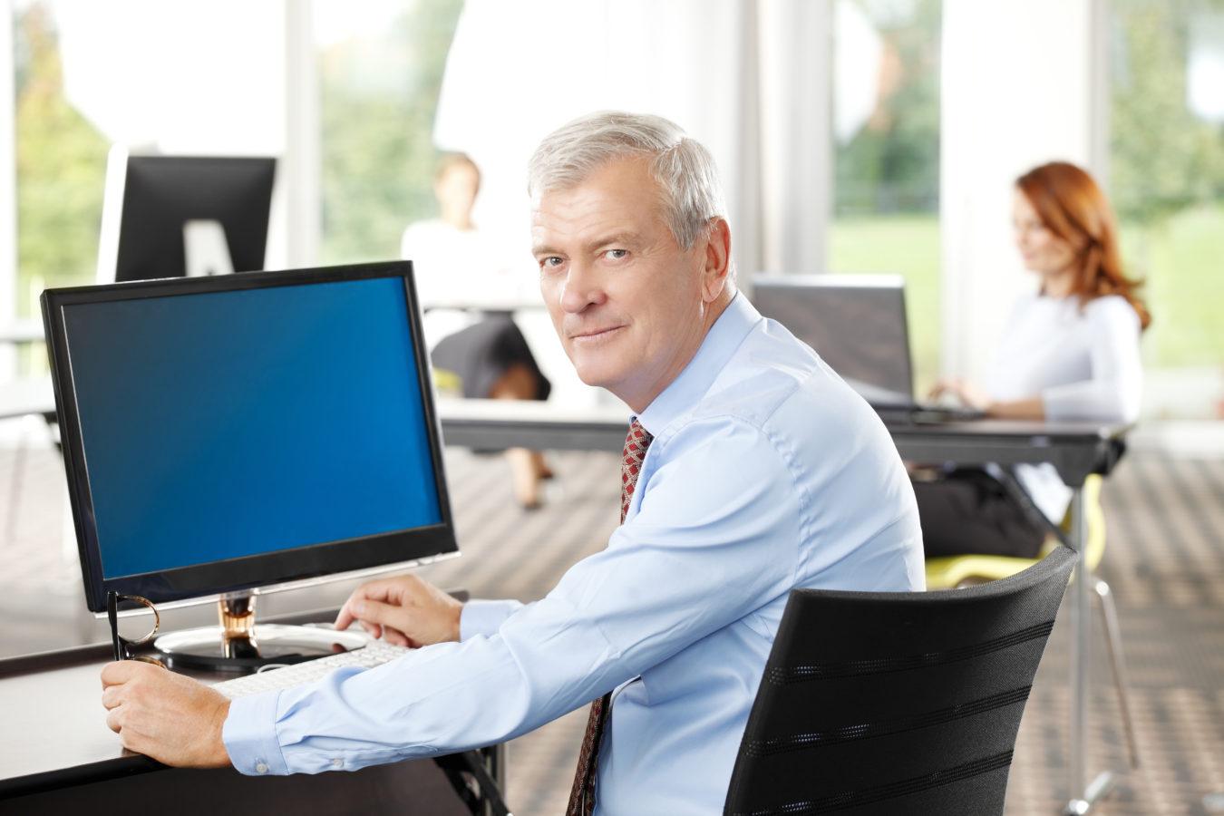 Que faire des seniors en entreprise?