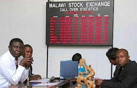 Malawi: Baisse de 12,1% du principal indice du marché financier, au cours du mois de novembre 2018