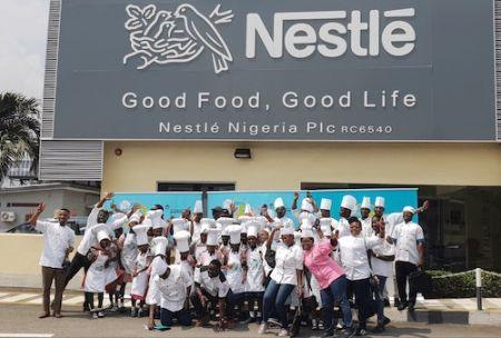 Le groupe agroalimentaire suisse Nestlé est sorti de l'année 2018 avec de bons gains sur sa filiale au Nigéria