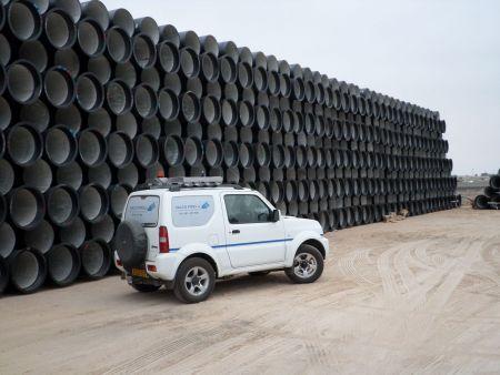 La firme grecque Eos Capital s'offre une autre société de la chaîne de valeur de distribution d'eau en Namibie