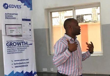 Nigeria : la start-up Edves, qui développe des logiciels de gestion d'école, lève 120 000 $ auprès de deux investisseurs locaux