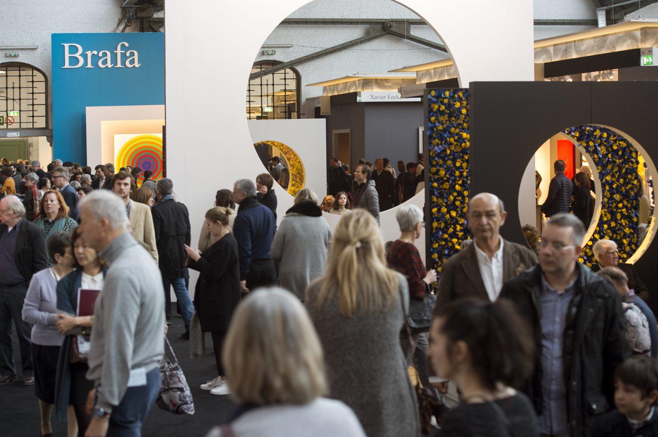 La Brafa au meilleur de sa forme : 61.250 visiteurs accueillis pour son édition 2017 !