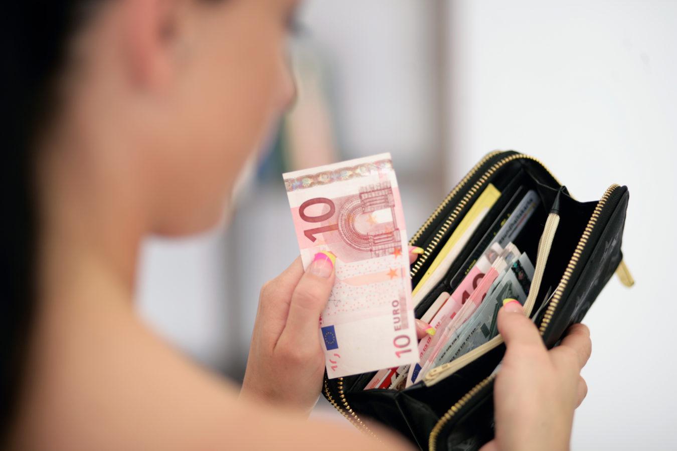 Les femmes et l'argent