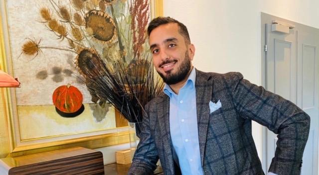 Interview de Me Yama Sangin «Une réponse juridique dans les deux heures pour un prix de 19,50 CHF»