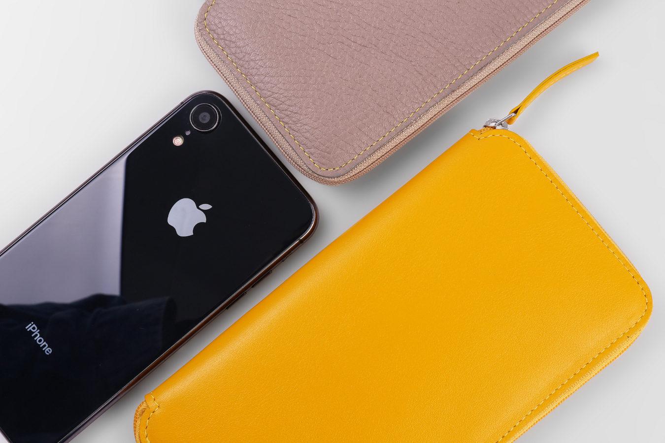 Les produits Apple magnifiés par le maroquinier Lucrin