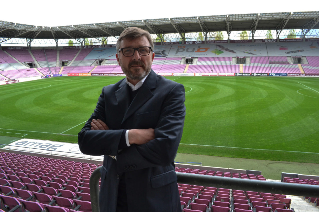 Didier Fischer, la passion au coeur de la réussite