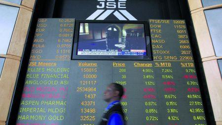 La capitalisation boursière des principaux marchés financiers africains s'est tassée à 1120,8 milliards $