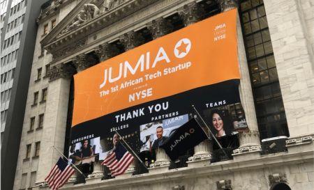 Jumia se rattrape avec une hausse de 8,57% sur le New York Stock Exchange, après 7 séances consécutives de fortes baisses