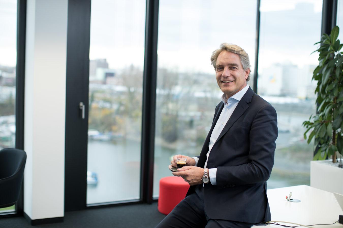 Interview de Niels Kuijer: Nous nous renouvelons constamment par le biais de nos innovations