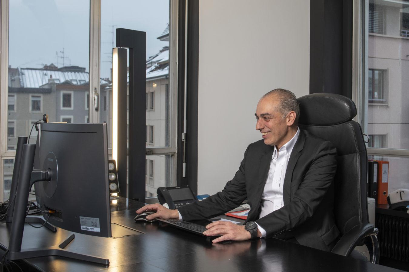 Interview de Patrick  Hayoun: Nous voulons être une passerelle de développement pour nos clients