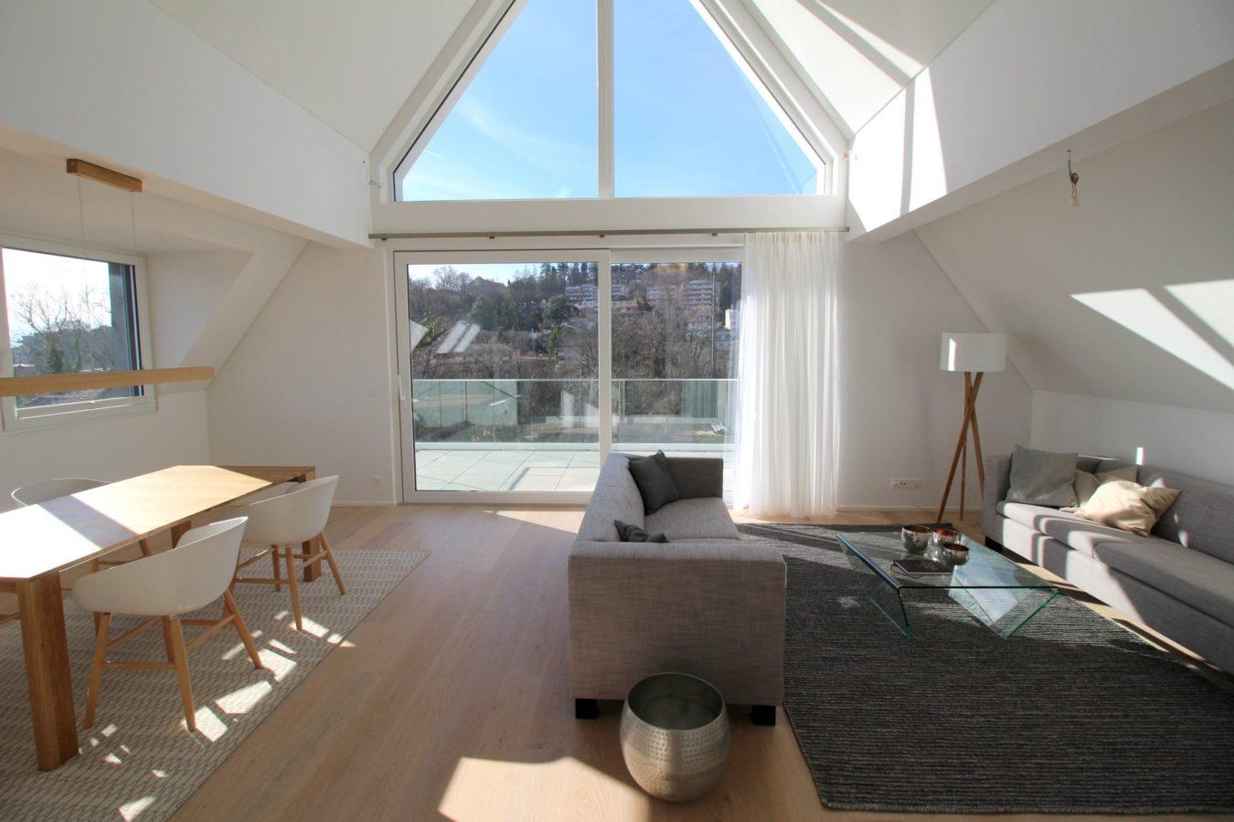 Un crash immobilier en Suisse romande? Absolument pas!