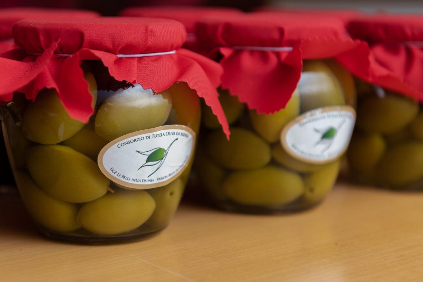 Interview de Stefano Pavoncelli: La première des olives est très grande et donc unique