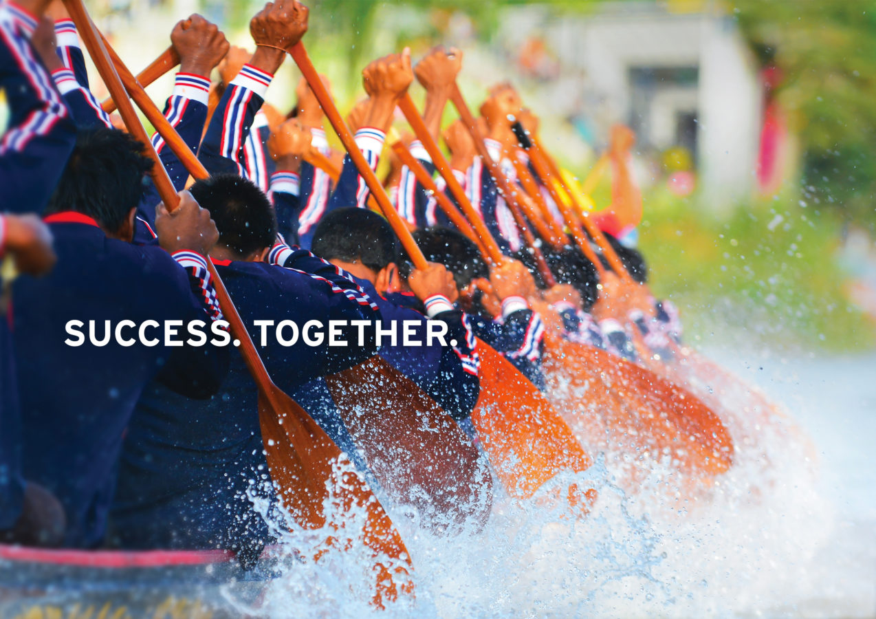 Le Groupe REYL lance sa nouvelle campagne d'image « SUCCESS. TOGETHER. »