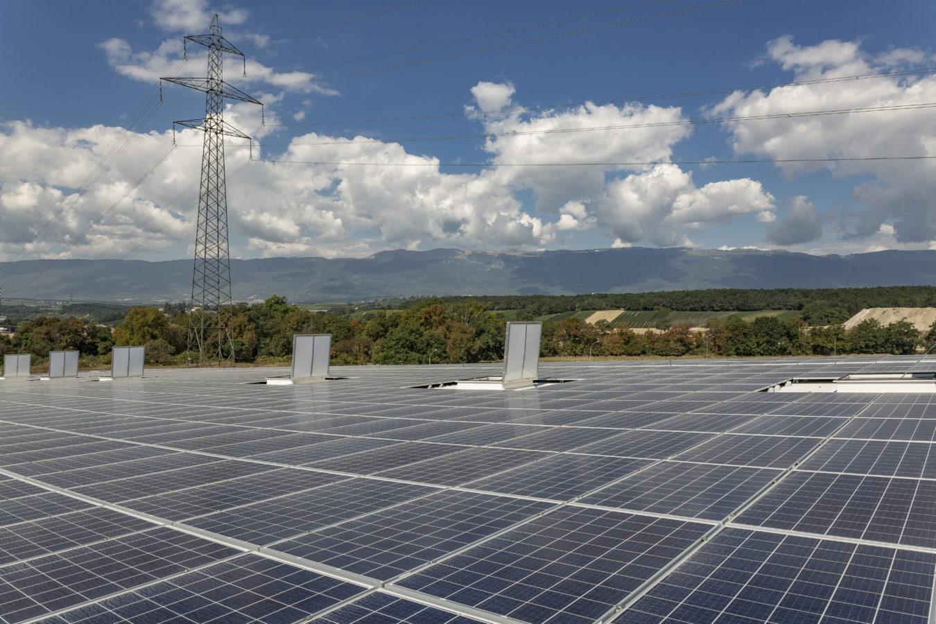 Depuis 2017, SIG fournit une électricité 100% renouvelable
