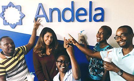 La start-up Andela lève 100 millions $ pour former près de 10 000 développeurs de logiciels en Afrique dans les prochaines années