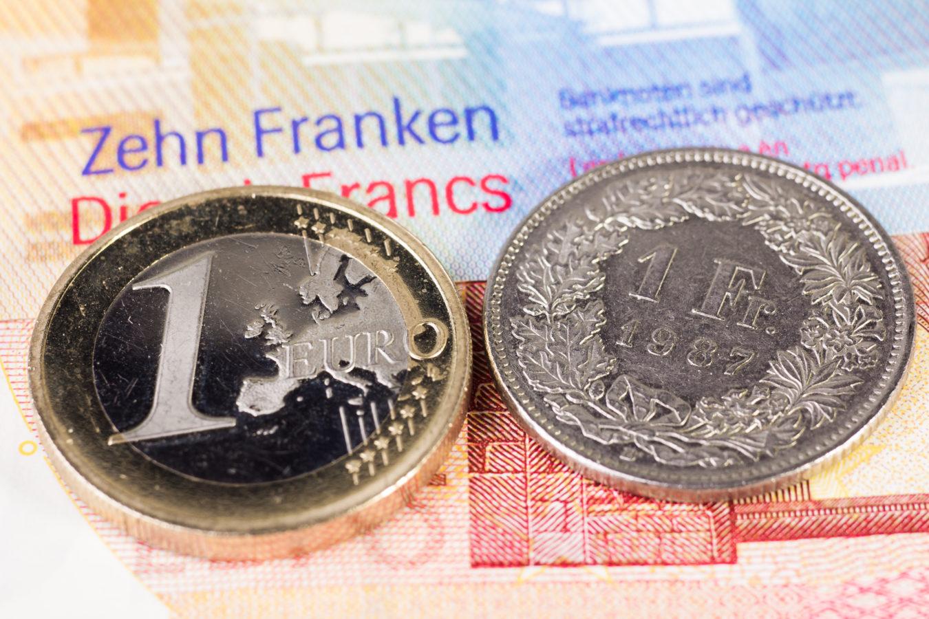 Le cours plancher du franc suisse face à l'euro : quand la musique s'arrêtera-t-elle?