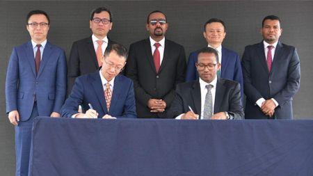 Alibaba choisit l'Ethiopie pour abriter le 2e hub africain de sa plateforme mondiale d'e-commerce, après le Rwanda