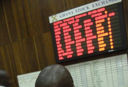 Ghana : la capitalisation boursière des sociétés financières cotées a baissé de 6,5% entre janvier et mai 2019