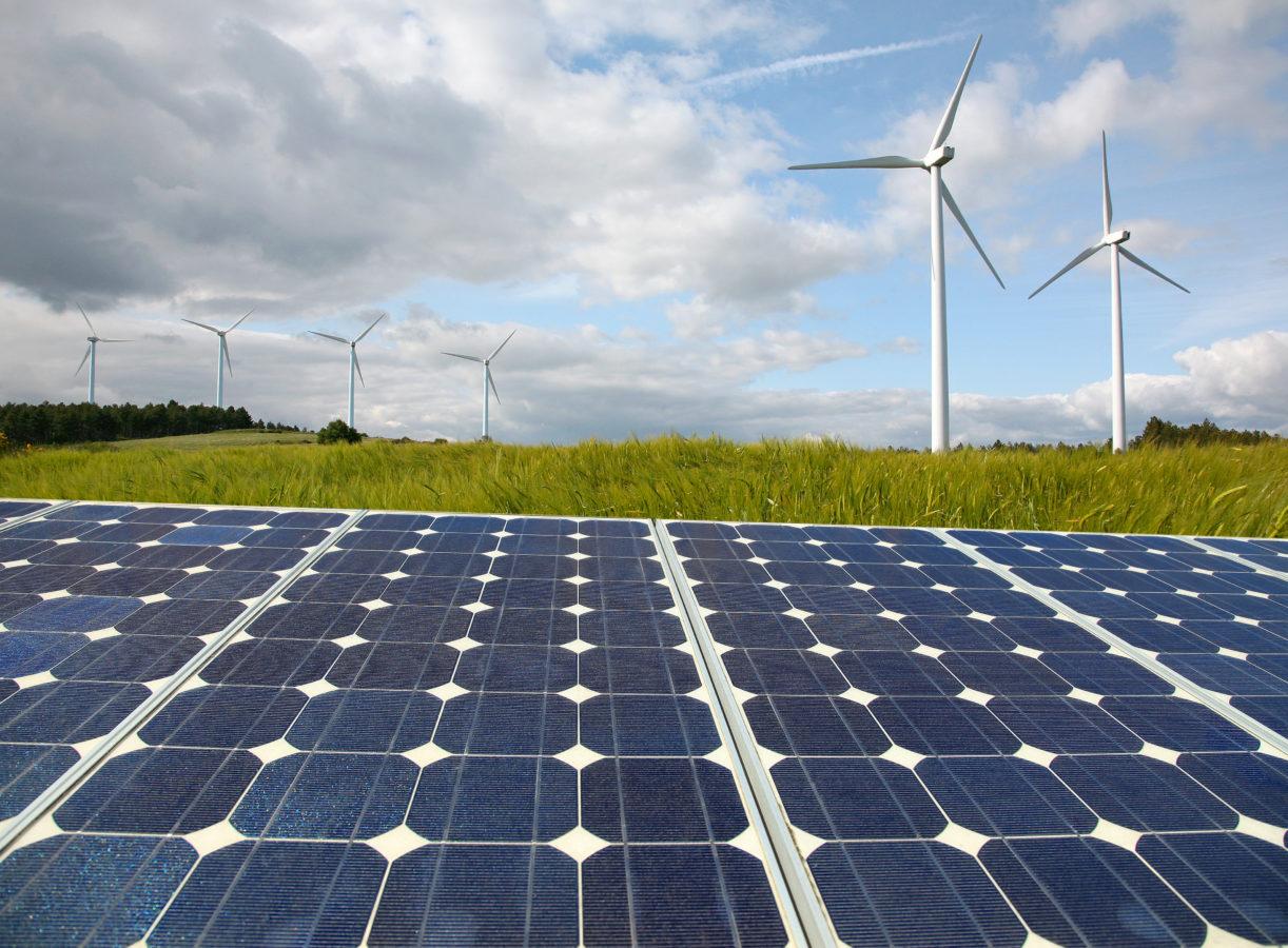 Le potentiel des énergies renouvelables jugé important