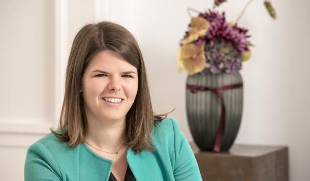 Interview Isabelle Harsch: La nouveauté ne me fait pas peur, le changement non plus