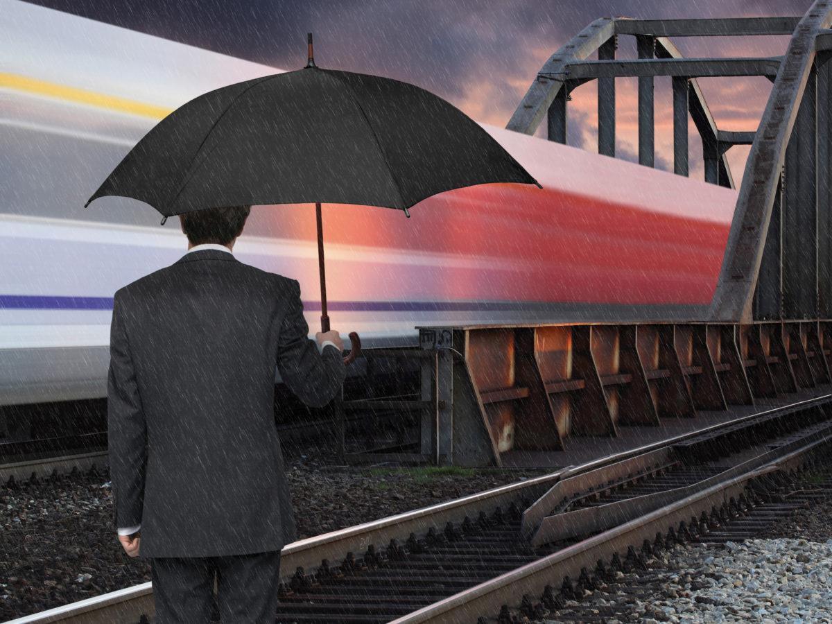 Relèvement de la TVA pour financer le rail