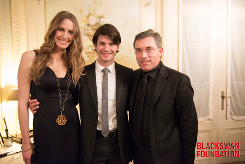 "Soirée ""RARE NIGHT"" de BlackSwan Foundation"