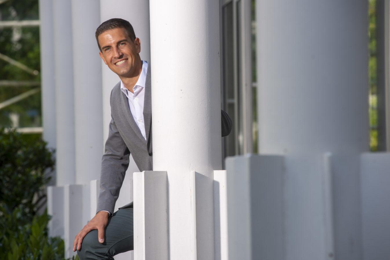 Interview de Gregory Feret: «Notre passion est le développement de nos clients»