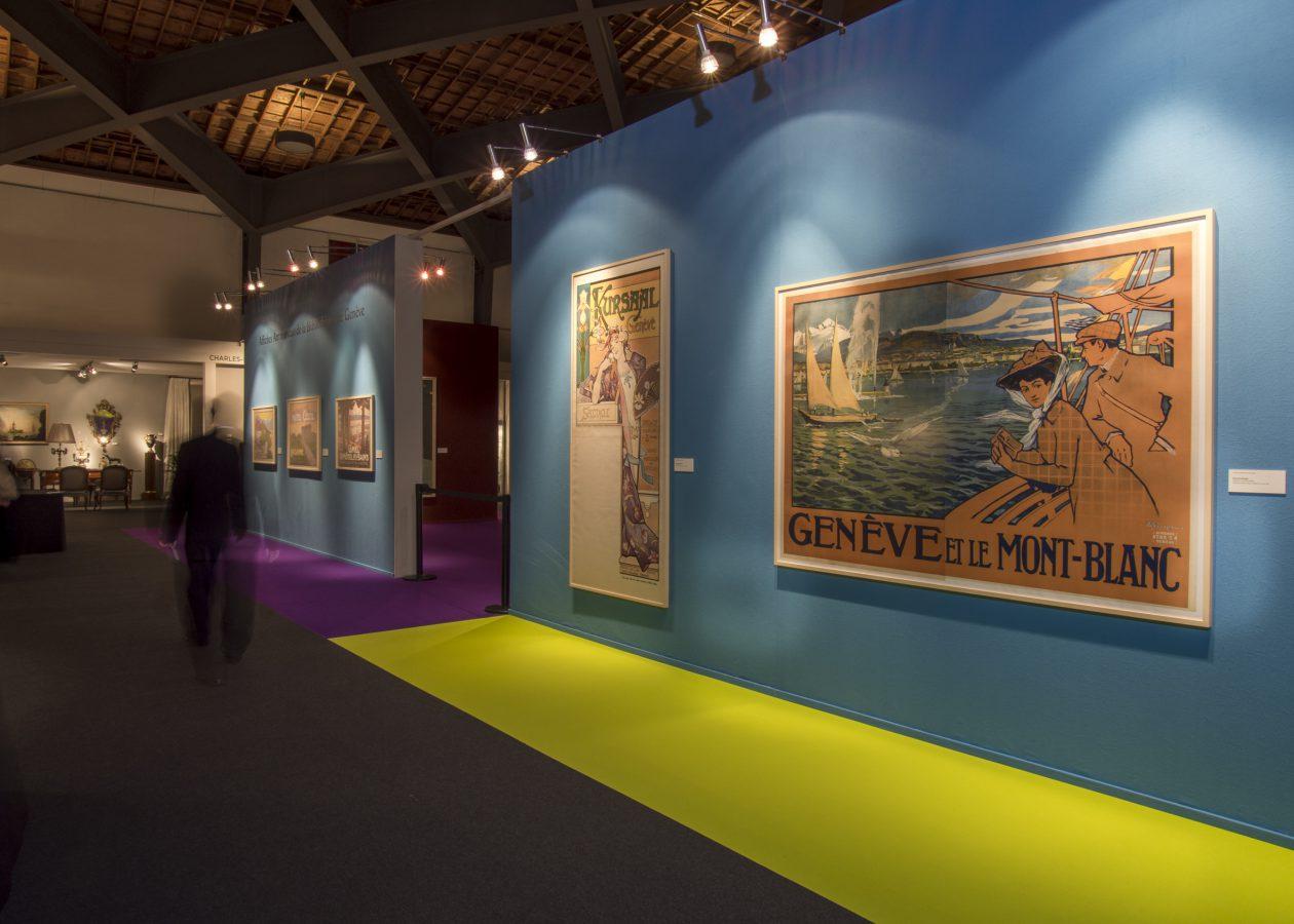 Salon des Antiquaires et des Arts du XXè, Lausanne, 14 au 22 novembre 2015
