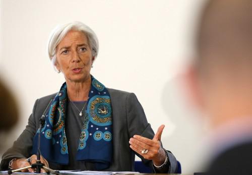 Afin d'éviter la persistance d'une croissance mondiale médiocre, le FMI recommande des réformes structurelles.