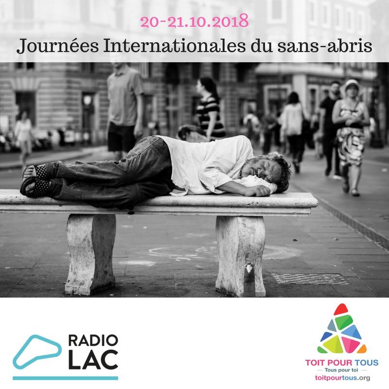 « La journée internationale du Sans-abri »