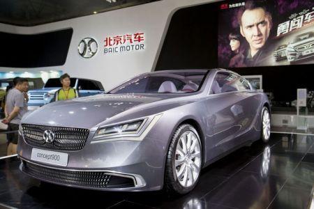 Le Chinois BAIC envisage d'implanter une usine de voitures électriques en Afrique du Sud