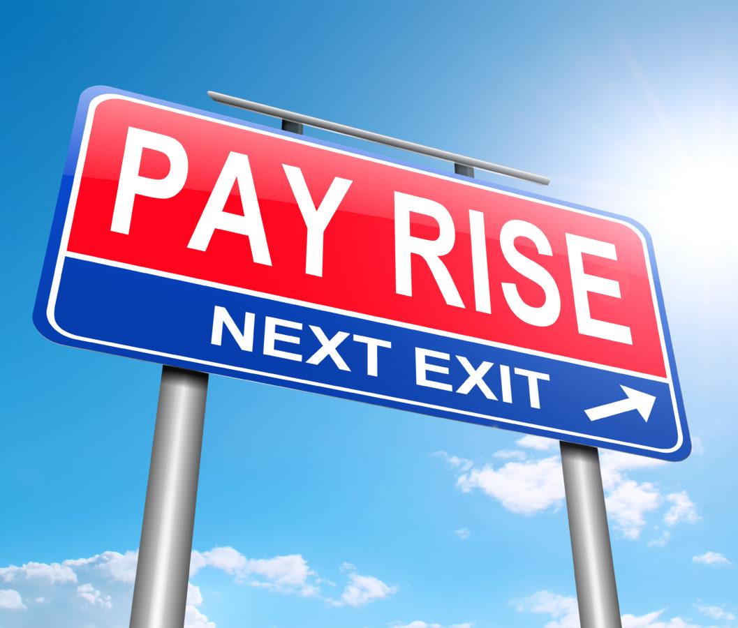 Progression des salaires nominaux de 1,0% et légère hausse du pouvoir d'achat des salaires à 0,7%