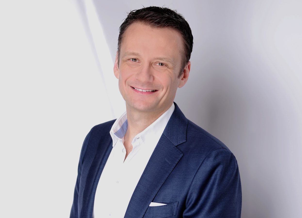 Marc Mirgel nommé Directeur Diageo Suisse