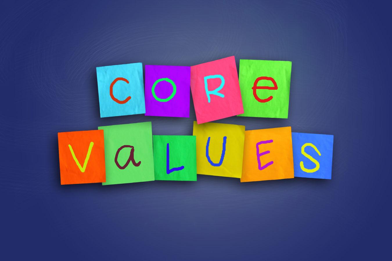 Les valeurs et la culture d'entreprise. Par Frank Stell