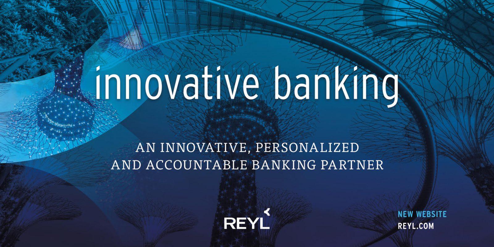 La banque REYL lance un nouveau site internet qui souligne son empreinte entrepreneuriale et internationale