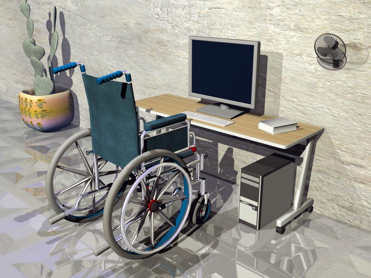 La place des handicapés dans le milieu professionnel
