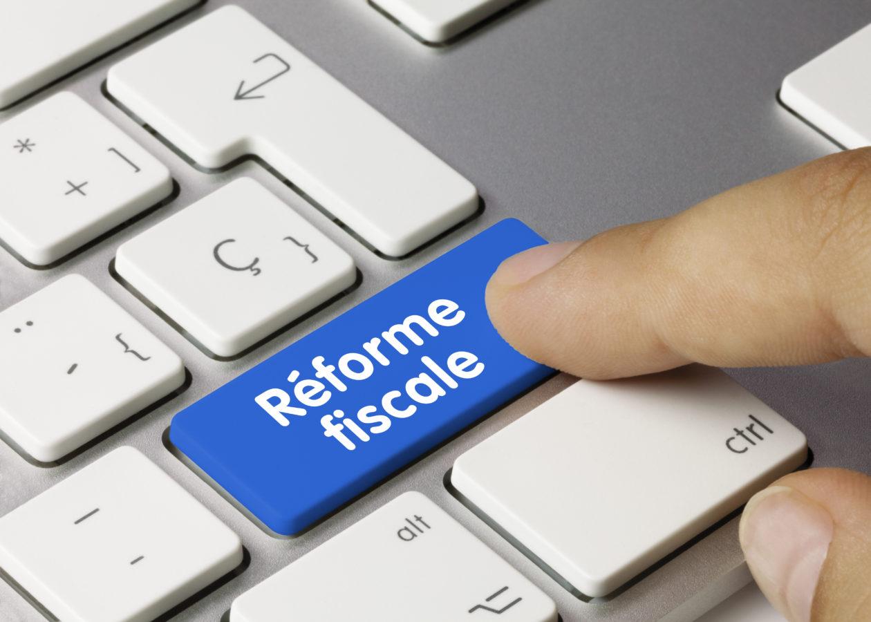 La troisième réforme de l'imposition des entreprises