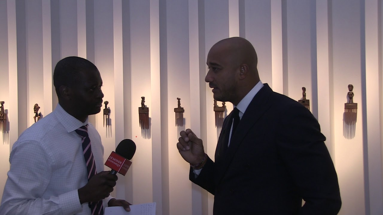 BRAFA 2019 – «La restitution des œuvres d'art africain ne doit pas être taboue» – Didier Claes