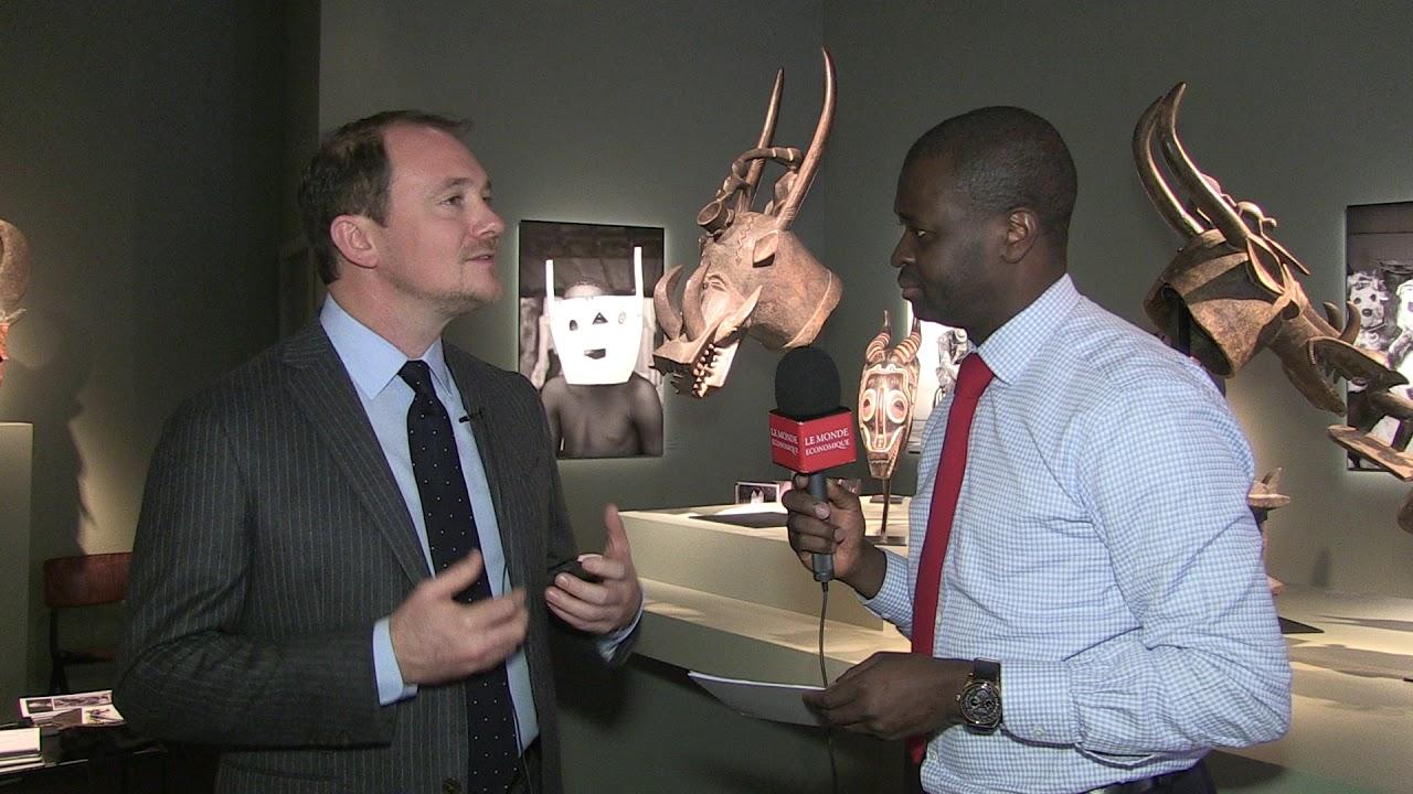 BRAFA 2020 – Tendances du marché de l'art africain. Entretien avec Charles-Wesley Hourdé