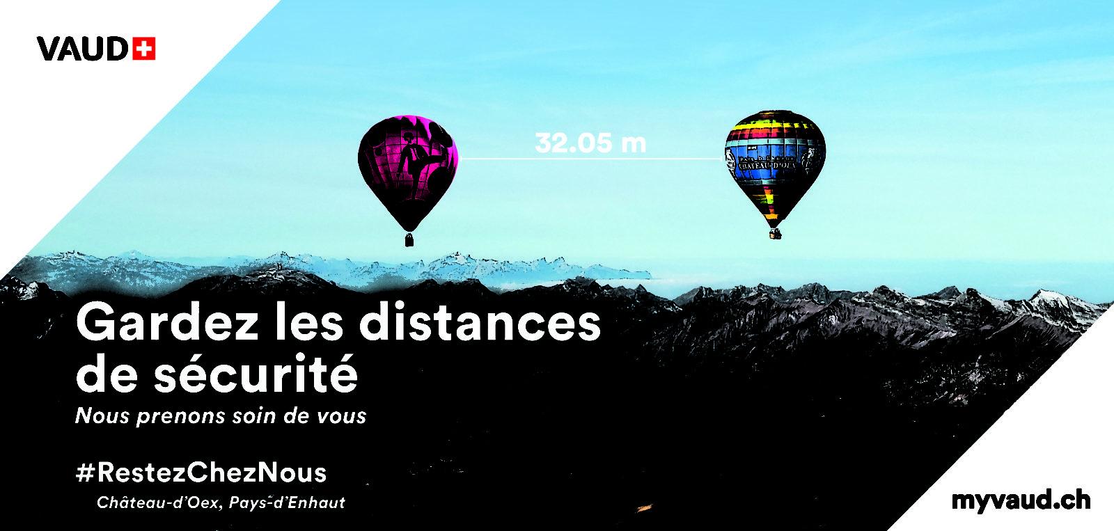 L'Office du Tourisme du Canton de Vaud lance une vaste campagne de promotion