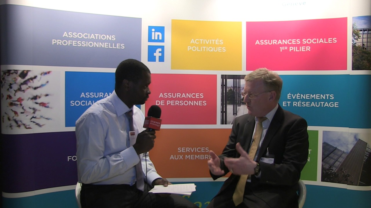 Créer de nouvelles synergies entre les entreprises. Interview Bernard Stoessel