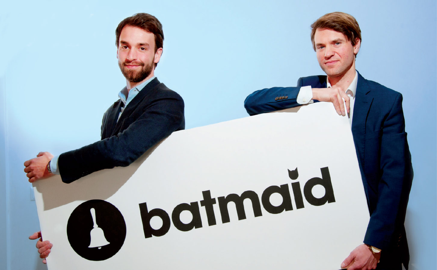 Interview d'Eric Laudet et Andreas Schollin-Borg – Fondateurs de Batmaid