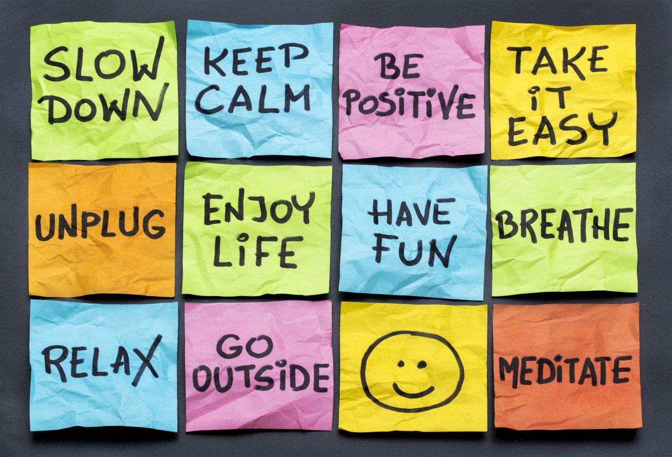 Apprendre à vivre son stress !