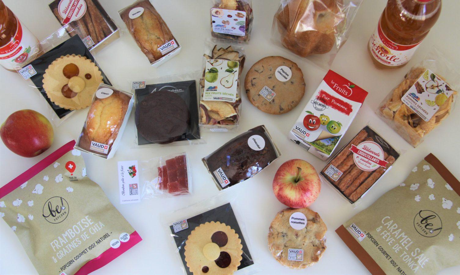 Régionalité et saveur dans le distributeur