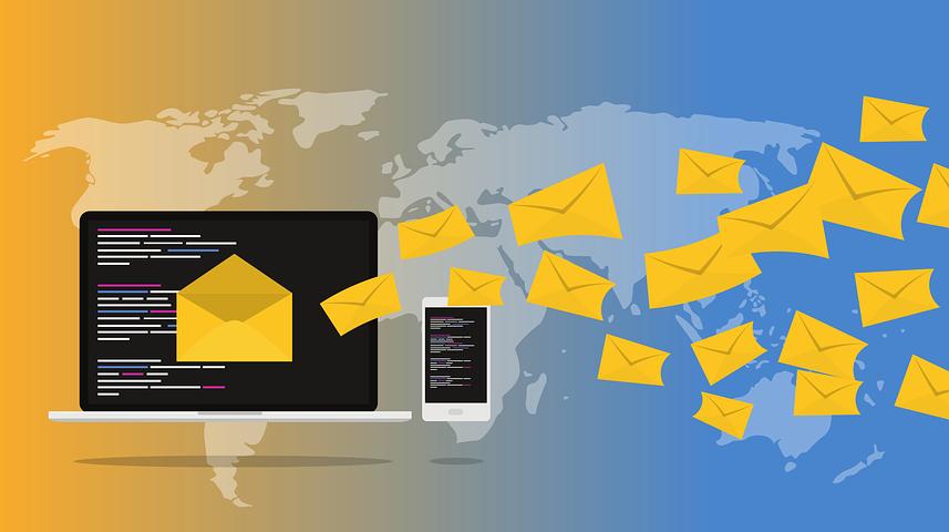 Pas moins de 3,9 milliards d'utilisateurs pour 1,8 billion de courriels échangés en 2019