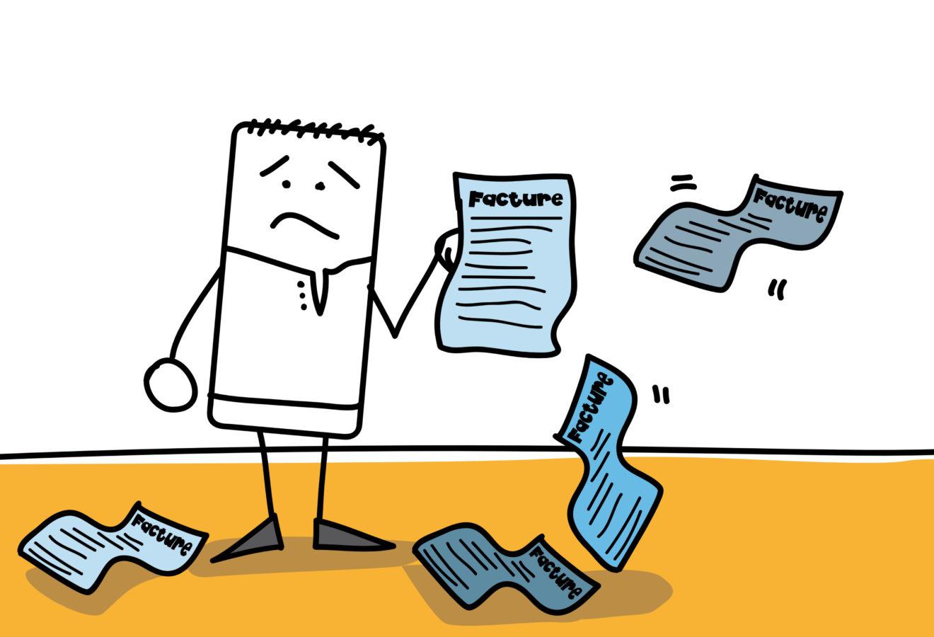Réception du commandement de payer : Que faire ?