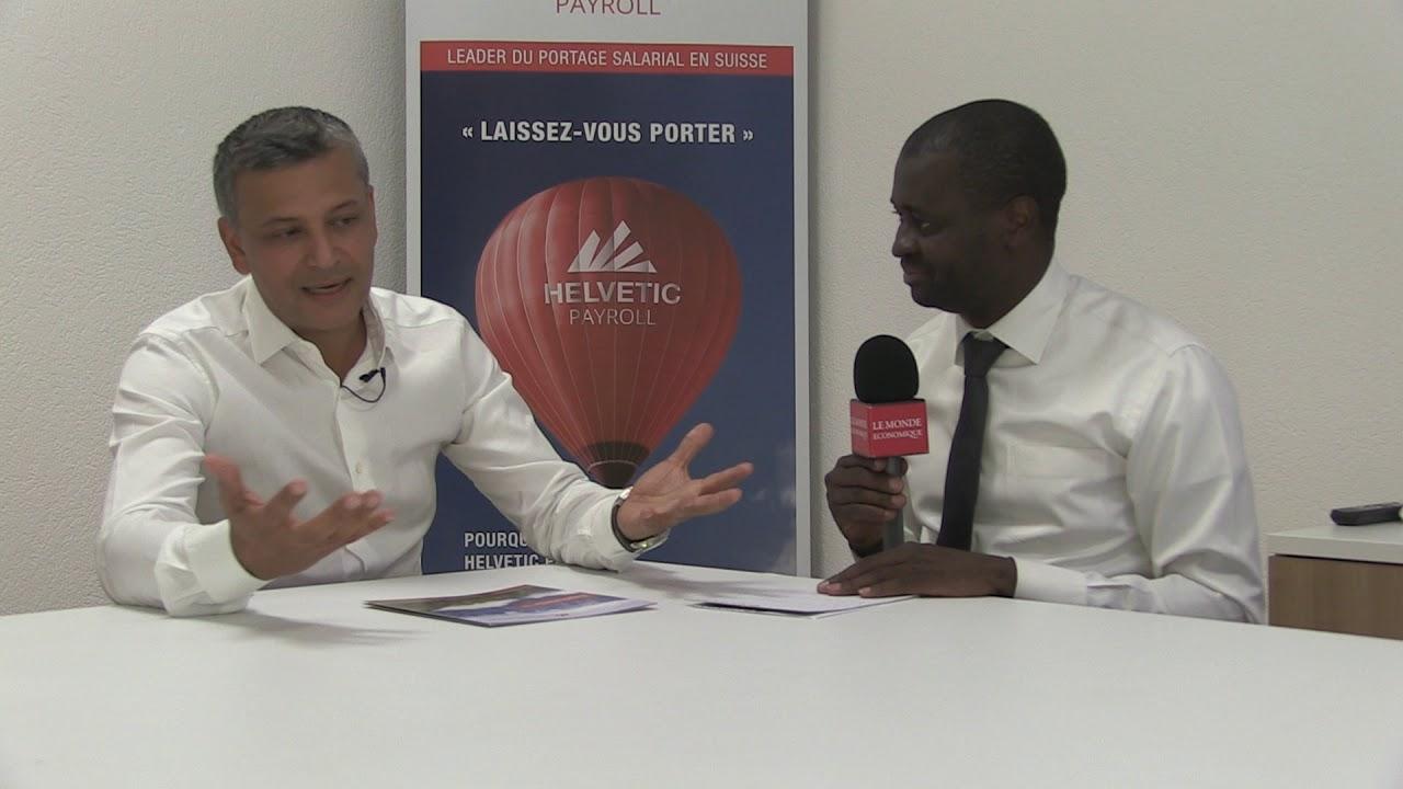 Face au big data, comment évoluera le marché du travail? Entretien Khaled Yatouji Helvetic Payroll