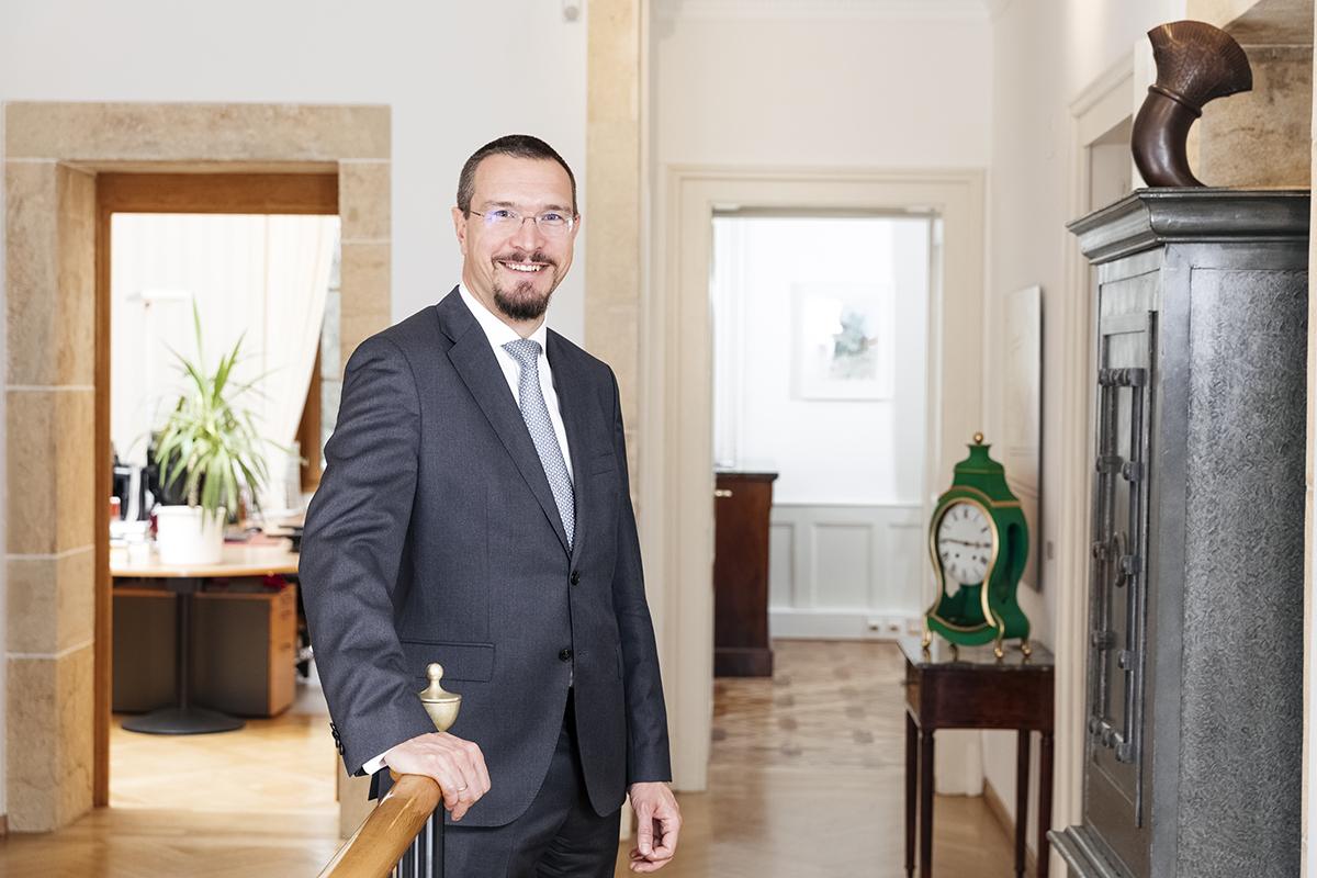 Claude Suter rejoint le comité exécutif de la Banque Bonhôte & Cie SA à Neuchâtel