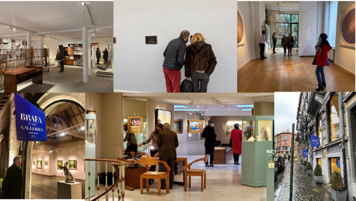 « BRAFA in the Galleries » : une véritable bouffée d'oxygène !